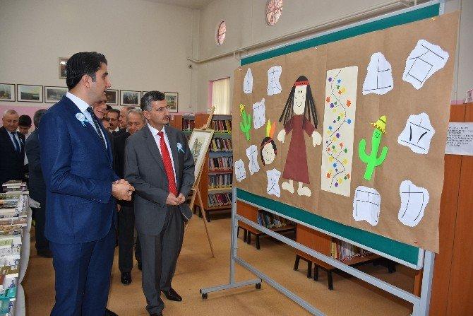 52.kütüphane Haftası Kutlama Etkinlikleri Başladı