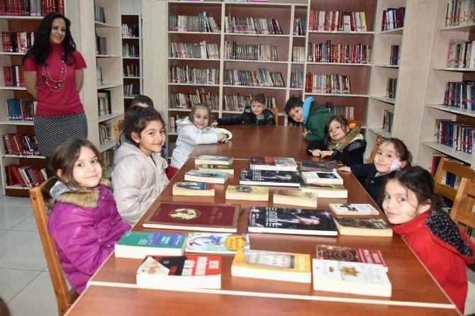 Foça Ve Aliağa'da Kütüphaneler Haftası Etkinlikleri
