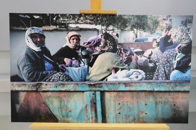 'Görmediğimiz İnsan Yanımız' Sergisi Açıldı