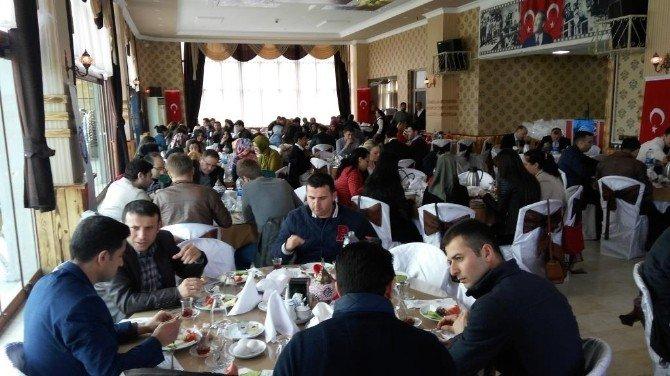 Eğitim-bir-sen, Aday Öğretmenlerle Kahvaltıda Buluştu