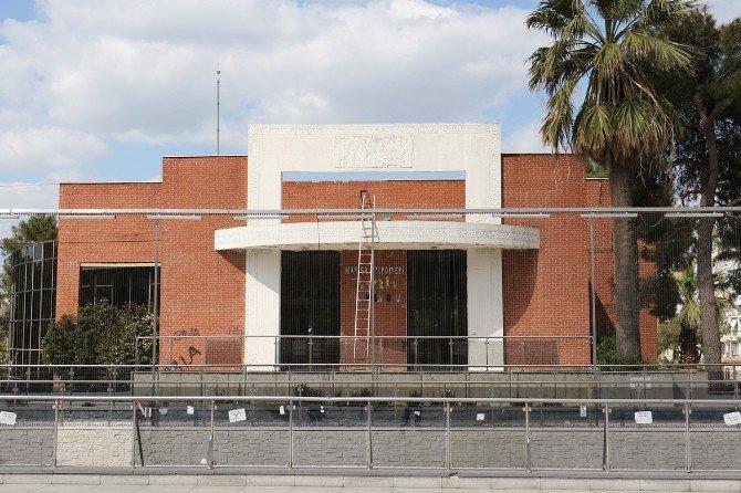 Manisa Yeni Sergi Salonuna Kavuşuyor
