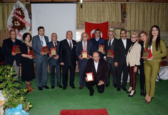 2. Burhanettin Kocamaz Şiir Akşamı Tarsus'ta Yapıldı