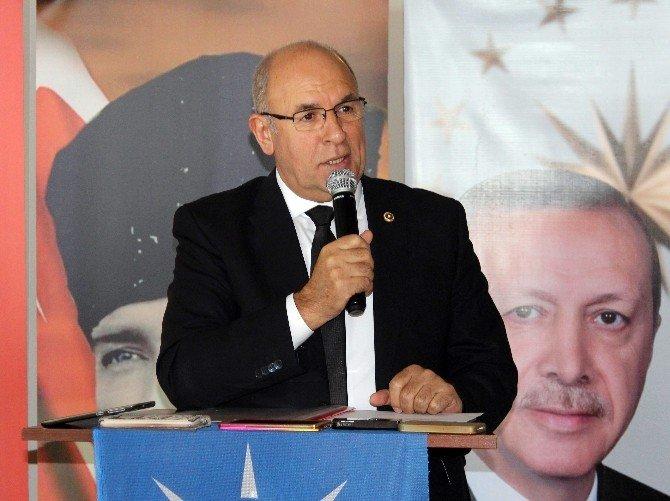 AK Parti Tekirdağ İl Başkanlığı, CHP'li Belediyenin 2 Yıllık Faaliyetlerini Değerlendirdi
