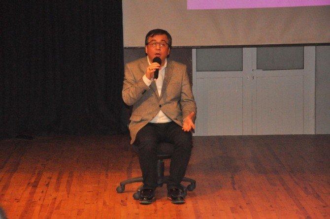 Nazilli'de 'İletişim Ailede Başlar' Semineri Düzenlendi