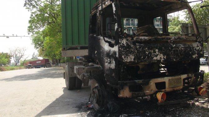 İdam protestocuları İslamabad'ı yakıp yıktı