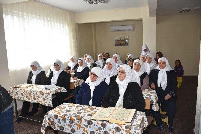 Veziroğlu Kur'an Kursu Açıldı