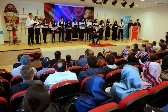 """Başkan Remzi Aydın, """"Çanakkale Şehitleri"""" Programına Katıldı"""