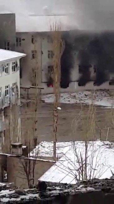 Yüksekova'da Çatışmalar Şiddetlendi