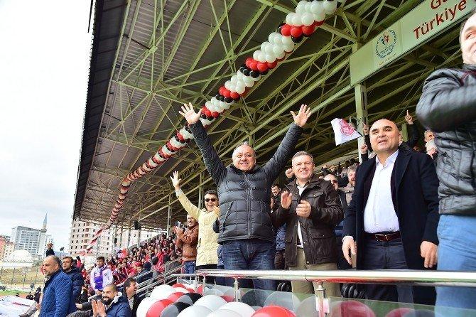 Kastamonuspor'da Hedef Süper Lig