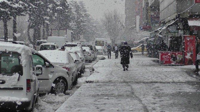Tatvan Kar Yağışı