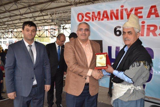 Osmaniye'de Tirşik Şöleni Düzenlendi
