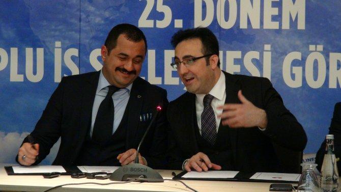 THY ile Hava-İş sözleşmesine üçüncü havalimanı ayarı