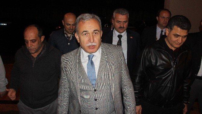 PKK'lıların Attığı Molotof Komiser Yardımcısını Yaktı