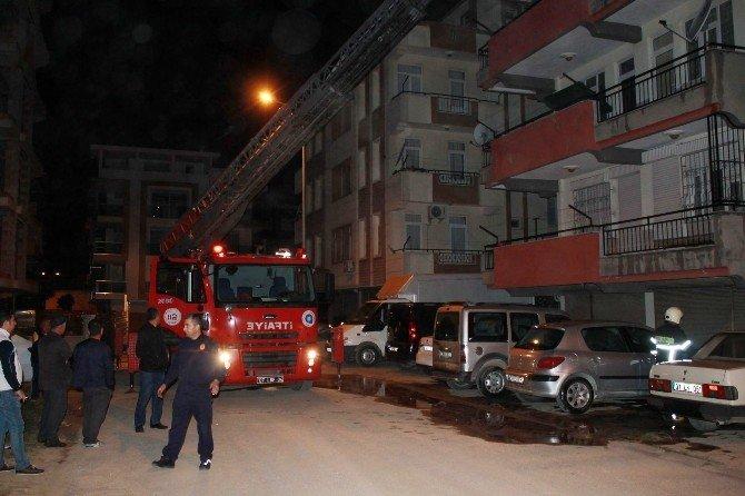 Elektrikli Battaniyeden Çıkan Yangın Ucuz Atlatıldı