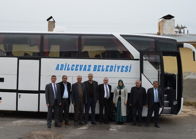 Yenilenen Otobüs Bitlis Seferine Başlayacak