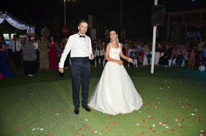 Şehit Yüzbaşıdan Geriye Düğün Görüntüleri Kaldı