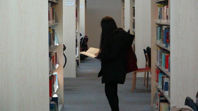 Bir şehir için en kıymetli hazine: 24 saat açık kütüphane