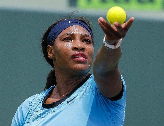 Serena Wıllıams, Mıamı'ye Erken Veda Etti