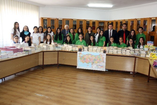 Barbaros Ortaokulu'dan Bingöl'e Gönül Köprüsü