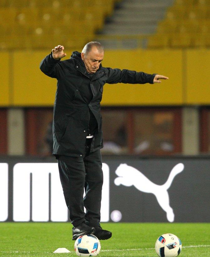 A Milliler, Avusturya maçının son provasını yaptı