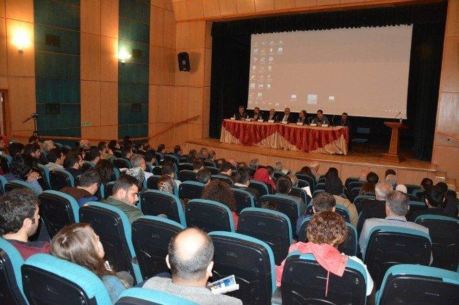 İkinci Uluslararası Bitlis Sempozyumu'nun Sonuç Bildirgesi Hazırlandı