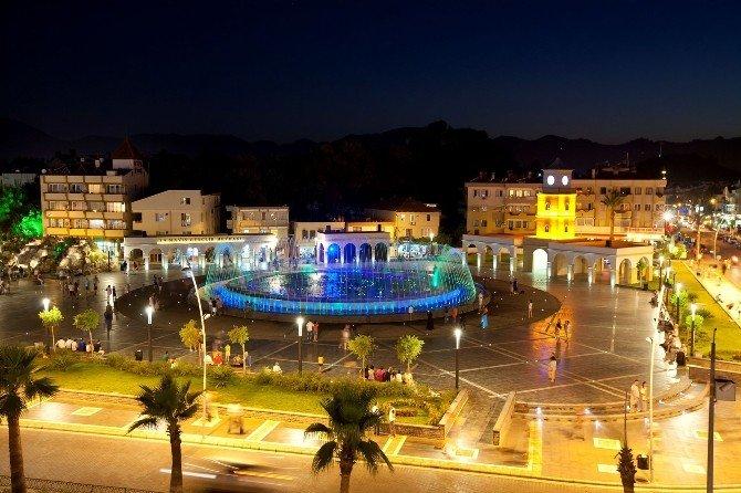 Süs Havuzları Şehirlere Estetik Katıyor
