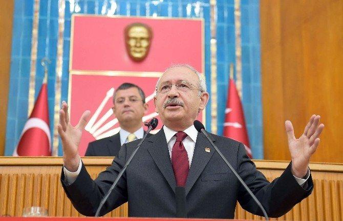 """Kılıçdaroğlu: """"Sıradan Bir Dava Olmadığı İçindir Ki Büyükelçiler Ve Konsoloslar Bu Davayı İzlemeye Gidiyorlar"""""""