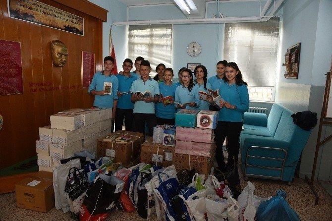Denizli'den Cizre'ye Binlerce Kitap Gönderilecek