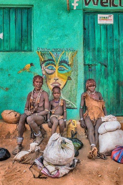 Genç Fotoğrafçıdan Etiyopya Fotoğrafları