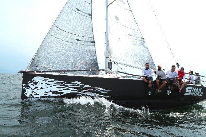 Vıaport Marına Cup'ta Yelkenler Yine Fora