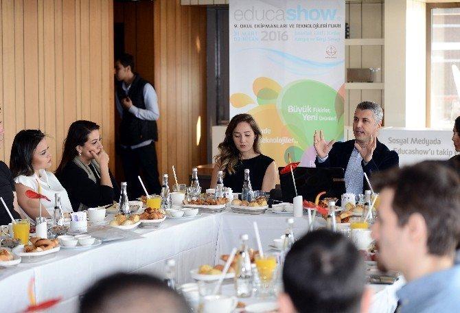 Hepsi Educashow'da: 'Yatırımcılar Zirvesi', 'Ücretsiz Eğitimler', '100'Lerce Yeni Ürün'