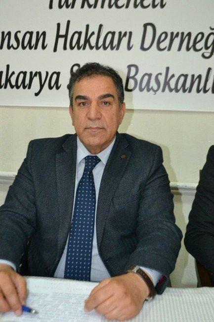 Irak Türkmeneli Derneği Başkanı Eşref Kamil, Altınköprü Katliamını Kınadı