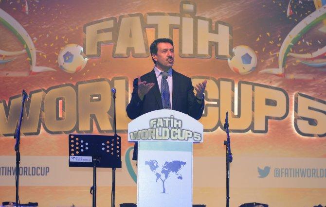Fatih World Cup heyecanı başladı