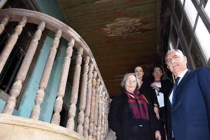 İncirliova'ya Kültür Sanat Müzesi Kuruluyor