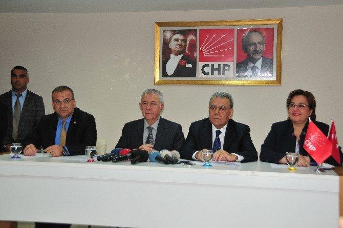"""CHP'li Başkanlardan """"Teröre Yakınlık"""" İddialarına Sert Yanıt"""