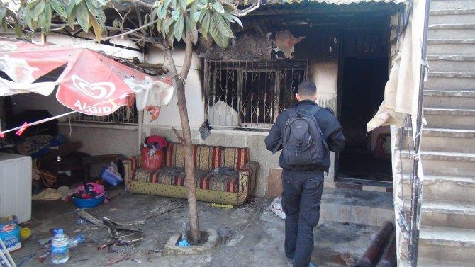 Yangında ölen kız çocuğunun ailesi babanın engelli maaşıyla geçiniyormuş