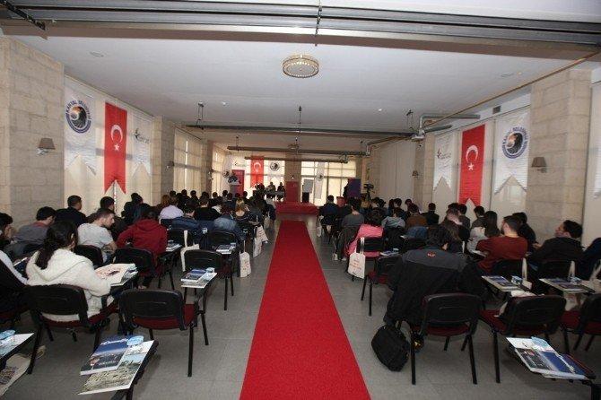 Kış Gençlik Kampı, Başkan Öz'ün Ev Sahipliğinde Gerçekleşti