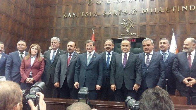 CHP'den 2, MHP'den 1 Belediye Başkanı AK Parti'ye Geçti