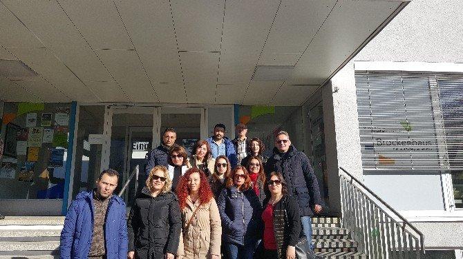 Kayseri Kaynaştırma Eğitiminde Avrupa İle Elele