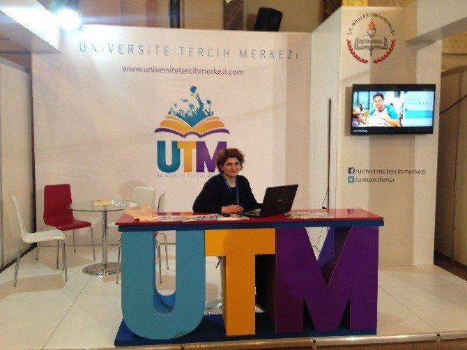Nişantaşı Üniversitesi Konya Educaturk Fuarı'ndaydı
