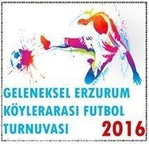 Erzurum'da Köyler Arası Futbol Turnuvası