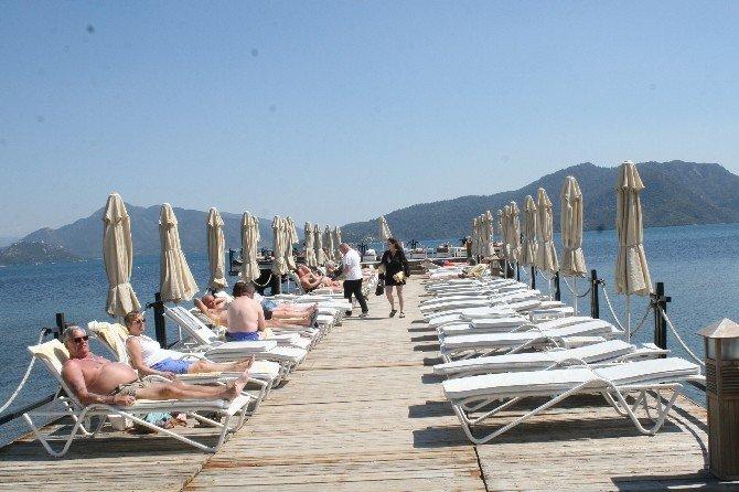 Paskalya Ve Nevruz Tatili Turizmi Hareketlendirdi