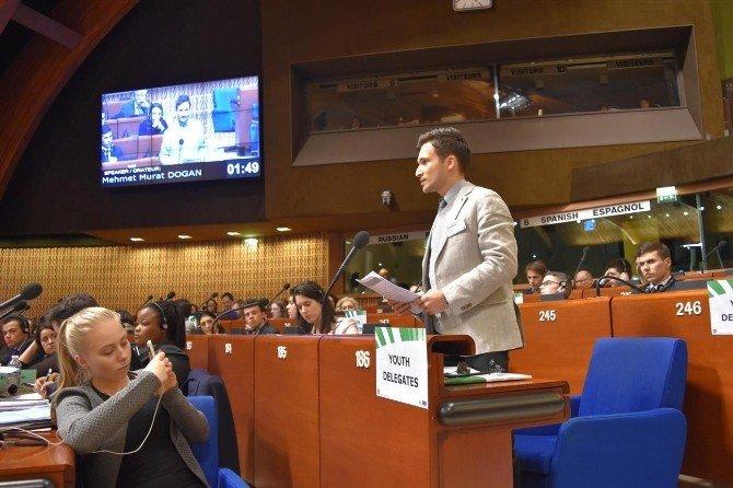 Bursalı Genç Türkiye'nin Gururu Oldu