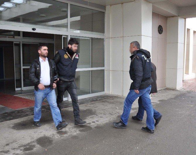 Muş'ta Terör Operasyonu: 16 Gözaltı