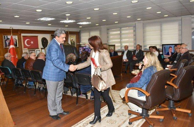 Nazilli Belediyesi, Emekli Olan 27 Personelini Onurlandırdı