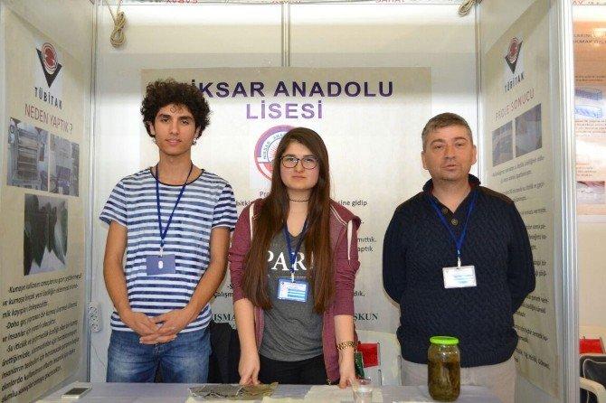 Niksarlı Öğrencilerin Proje Başarısı