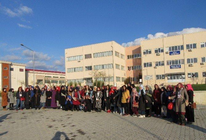 Fatsa Kız Anadolu İmam Hatip Lisesi'nden Anlamlı Proje