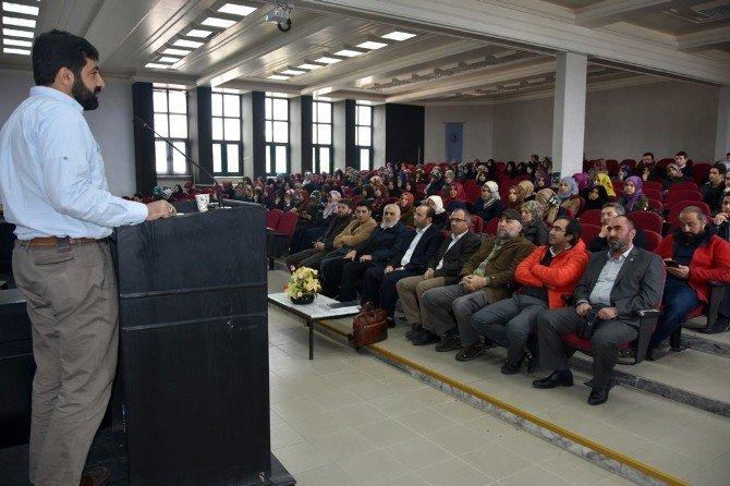 """""""Kutsalların Başkenti Kudüs"""" Konferansı"""