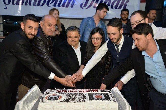 Bilecik'te Beşiktaşlılar Muhteşem Bir Gecede Bir Araya Geldi