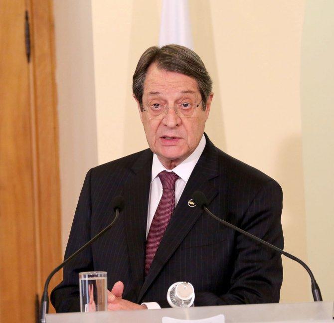 Anastasiadis: Türkiye'nin AB üyelik sürecinin ilerlemesini en çok biz isteriz